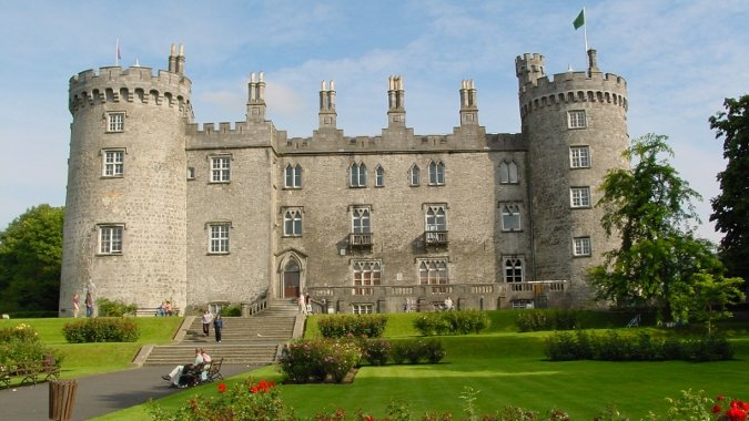 Kilkenny Castle in City