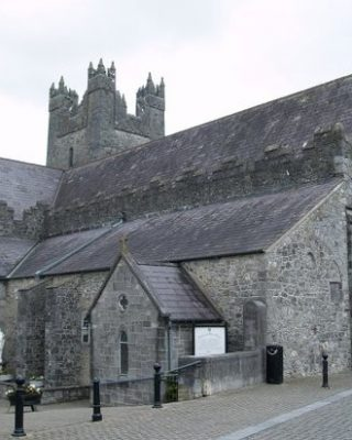 Black Abbey Monestry in Kilkenny