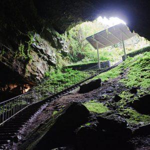 Entrance Dunmore Cave Kilkenny