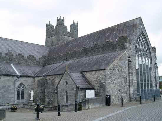 Black Abbey Monestry in Kilkenny