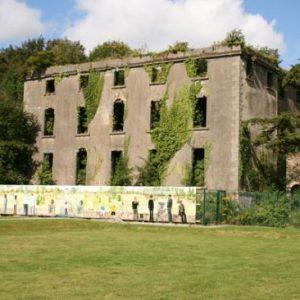 Woodstock Gardens & Arboretum in Kilkenny